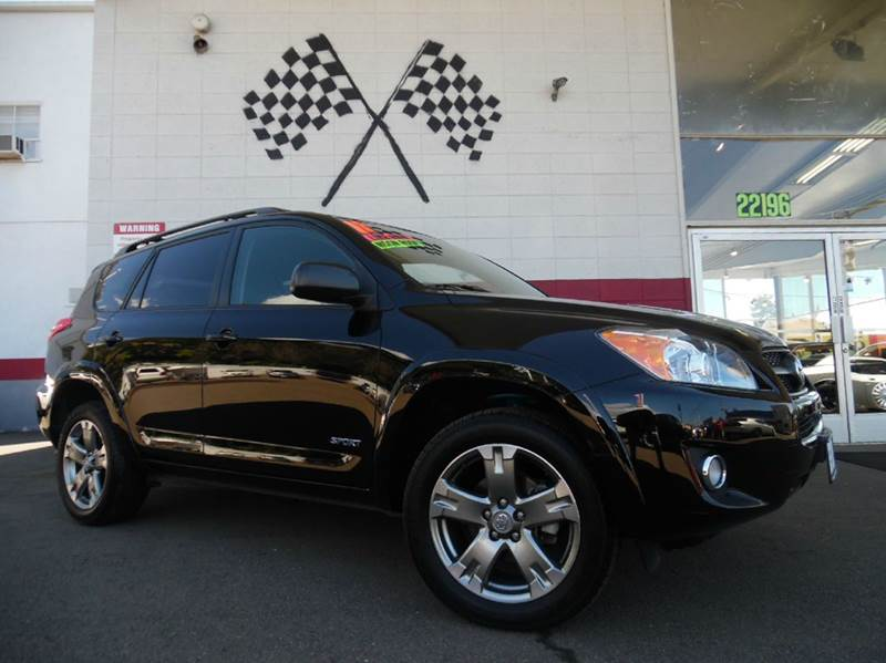 2011 TOYOTA RAV4 SPORT 4DR SUV V6 black this is a very nice toyota rav4  great on gas spacious