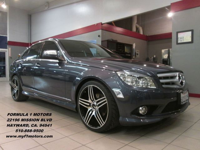 2008 MERCEDES-BENZ C-CLASS C300 SPORT 4DR SEDAN grey sporty - luxury - moon roof - navigation - le