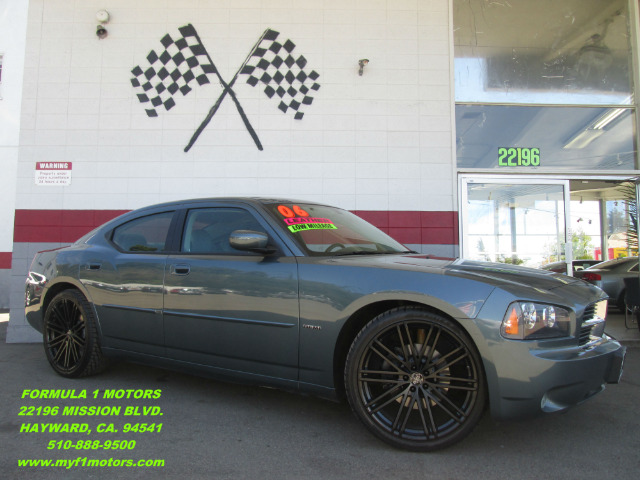 2006 DODGE CHARGER RT silver steel metallic clear this dodge charger rt is the closest you will fi