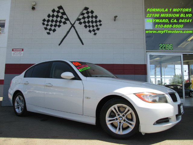 2008 BMW 3 SERIES 328I 4DR SEDAN white best price loaded - leather - moon roof - very smooth