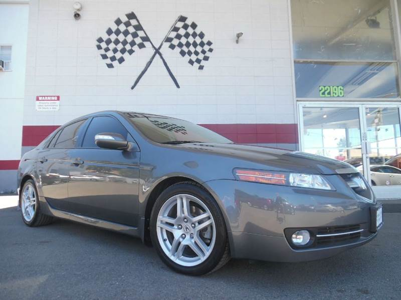 2008 ACURA TL WNAVI 4DR SEDAN WNAVIGATION gray 2-stage unlocking doors abs - 4-wheel active he