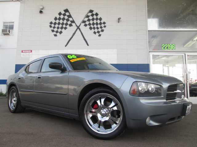 2006 DODGE CHARGER SE gray abs brakesair conditioningalloy wheelsamfm radioanti-brake system