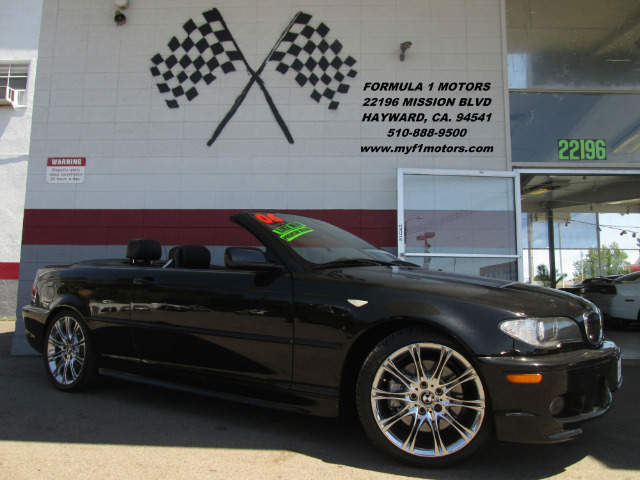 2005 BMW 3 SERIES 330CI 2DR CONVERTIBLE black this bmw 330ci is in great condition  its a convert