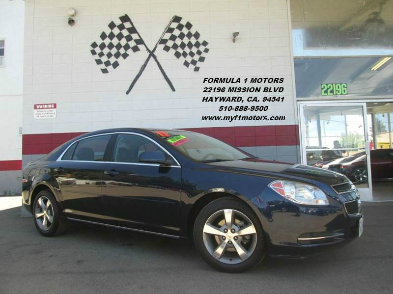 2011 CHEVROLET MALIBU LT 4DR SEDAN W1LT blue very nice chevy malibu good on gas dependable gr
