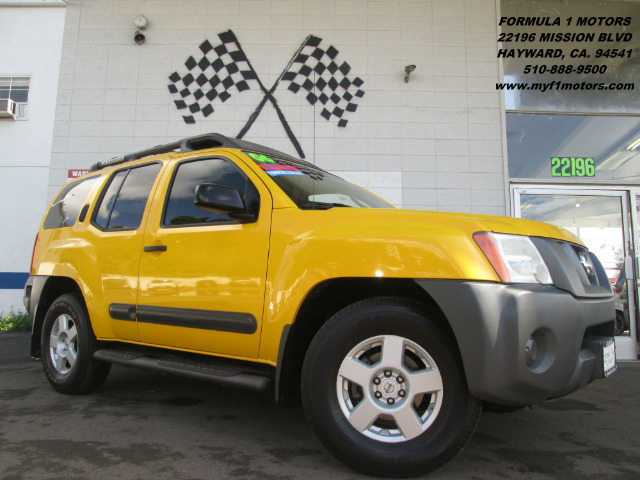 2006 NISSAN XTERRA S 2WD yellow abs brakesair conditioningalloy wheelsamfm radioanti-brake sy