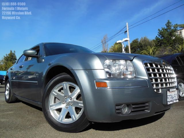 2006 CHRYSLER 300 TOURING blue 35l v6 automatic vinyl heated seatinggreat luxury car at an aff
