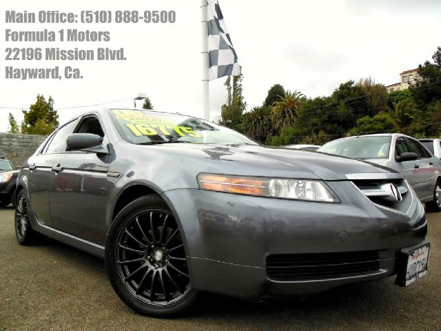 2006 ACURA TL 5SPEED AT WITH NAVIGATION gray imagine yourself driving a luxurious and sporty acura
