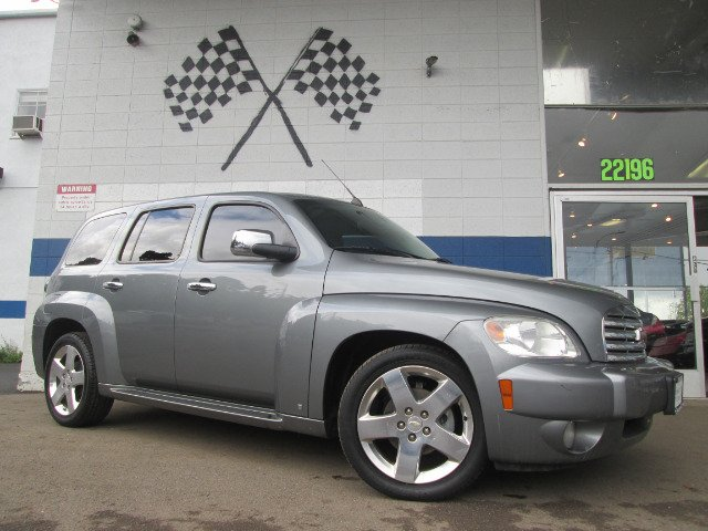 2006 CHEVROLET HHR LT gray great commuter  sporty look and its loaded with leather and a moon ro