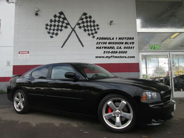 2006 DODGE CHARGER SRT-8 BASE 4DR SEDAN