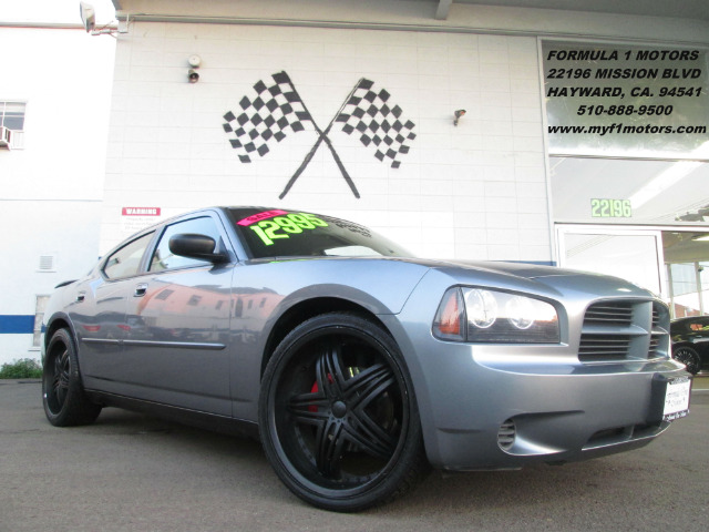 2007 DODGE CHARGER SXT blue abs brakesair conditioningalloy wheelsamfm radioanti-brake system