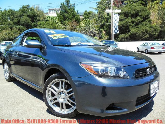 2008 SCION TC SPORT COUPE gray 24l 16v automatic  panoramic moon roofvery reliable coupe with