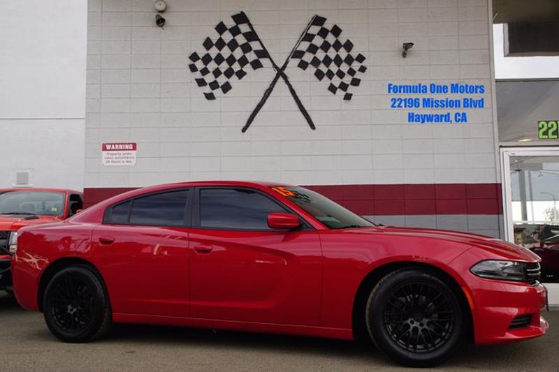 2015 DODGE CHARGER SE 4DR SEDAN redline red tricoat pearl exhaust - dual tipheadlight bezel colo