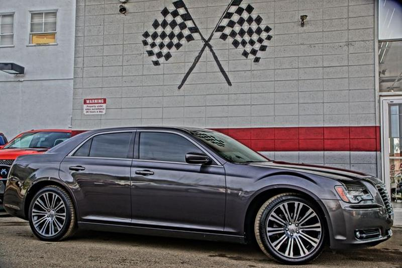 2014 CHRYSLER 300 S 4DR SEDAN granite crystal metallic clear empower yourself with sophistication
