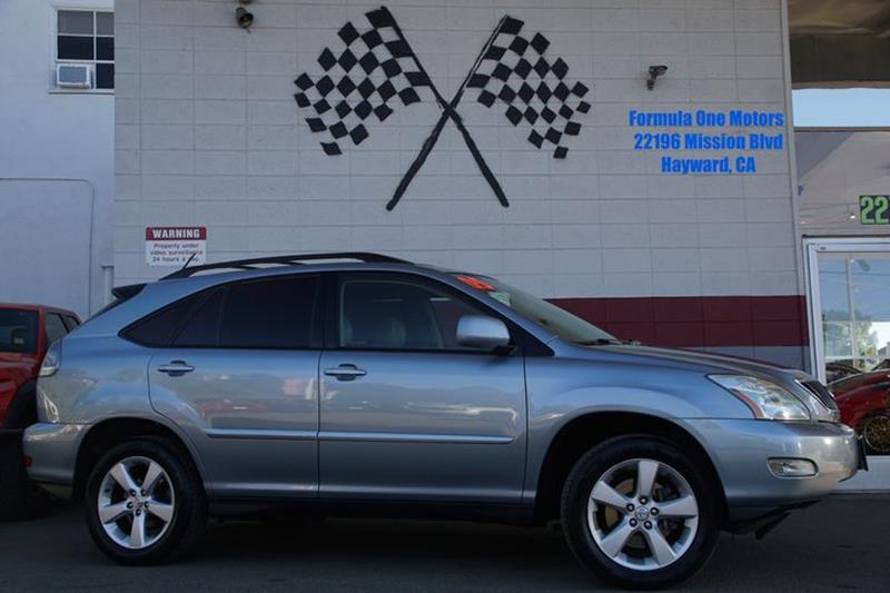 2005 LEXUS RX 330 BASE FWD 4DR SUV neptune blue mica our great looking 2005 lexus rx 330 in blue