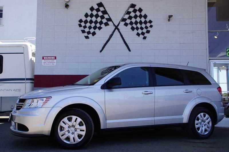 2014 DODGE JOURNEY SE 4DR SUV