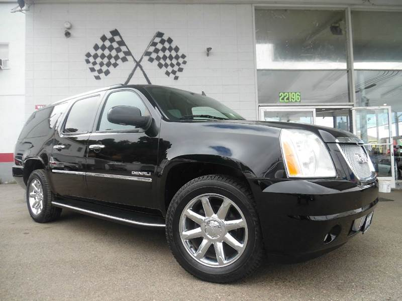 2012 GMC YUKON XL DENALI AWD XL 4DR SUV black vin1gks2mef1cr299574 this gmc denali is in perfect