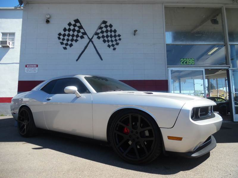 2012 DODGE CHALLENGER RT 2DR COUPE silver super clean dodge challenger rt in perfect condition