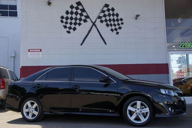 2012 TOYOTA CAMRY LE 4DR SEDAN black 2-stage unlocking doors abs - 4-wheel active head restrain