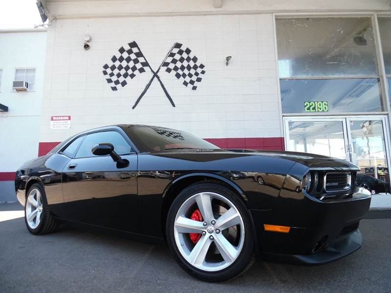 2008 DODGE CHALLENGER SRT8 2DR COUPE black vin 2b3lj74w88h301111  super clean dodge challenger s