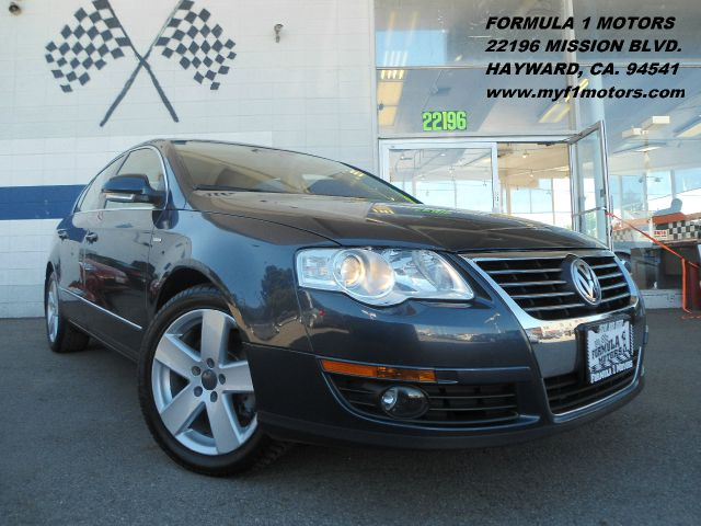 2007 VOLKSWAGEN PASSAT 20T WOLFSBURG EDITION gray abs brakesair conditioningalloy wheelsamfm