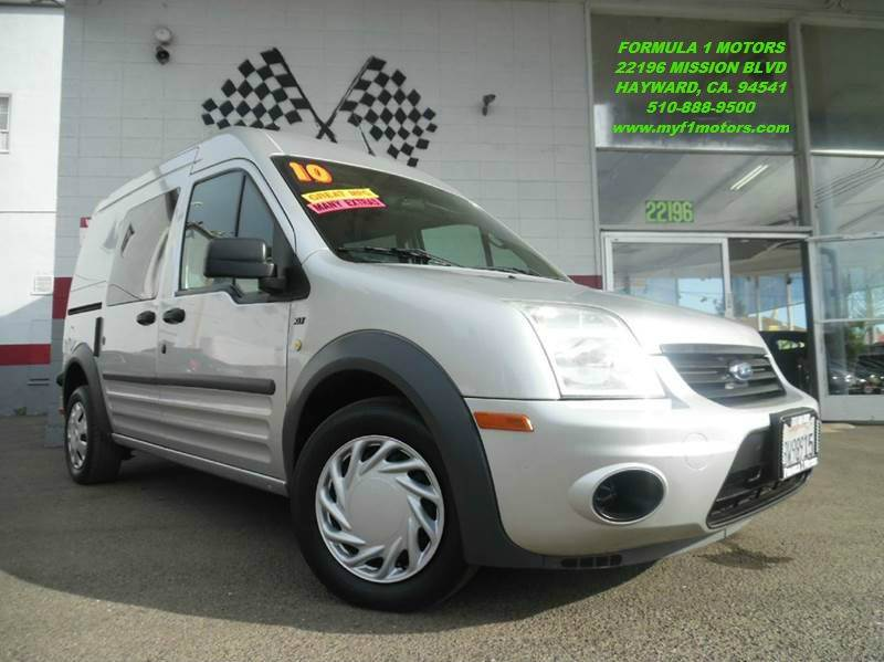 2010 FORD TRANSIT CONNECT WAGON XLT 4DR MINI VAN silver abs - 4-wheel alternator - 150 amps ant