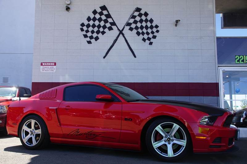 2013 FORD MUSTANG GT PREMIUM 2DR FASTBACK race red bama performance 2-stage unlocking doors abs