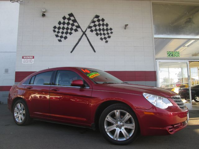2010 CHRYSLER SEBRING LIMITED 4DR SEDAN burgundy this is a beautiful chrysler sebring loaded with