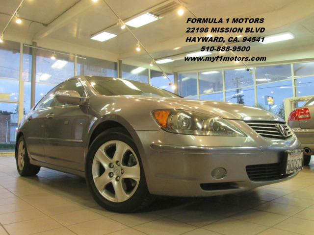 2006 ACURA RL 35 WNAVI WTECH AWD 4DR SEDAN lakeshore silver metallic abs - 4-wheel air filtrat