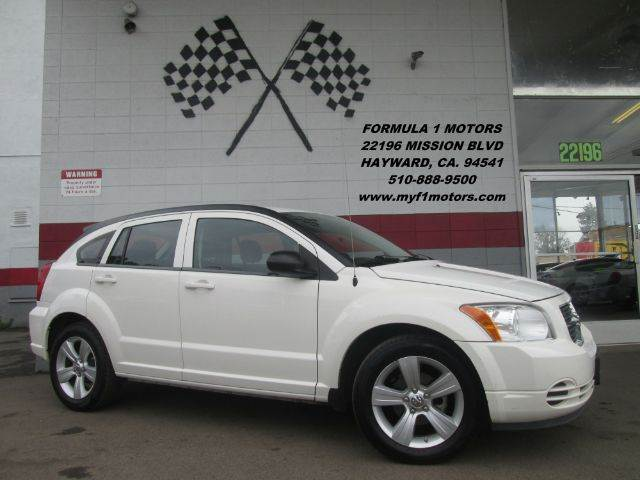 2010 DODGE CALIBER SXT 4DR WAGON white this is a very nice dodge caliber great 1st car very dep