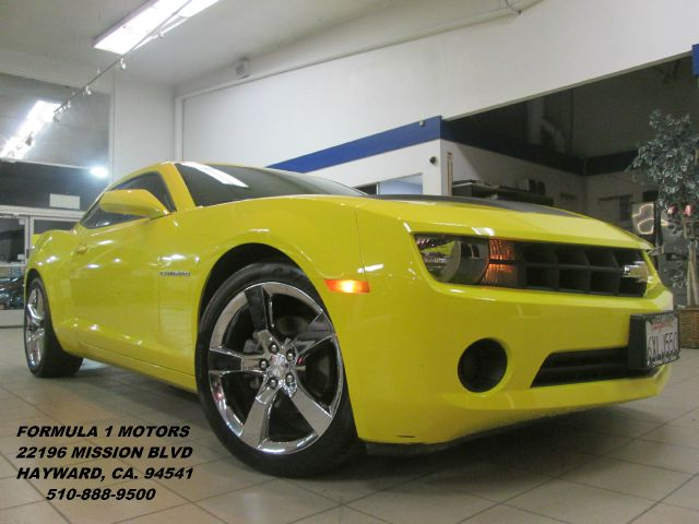 2013 CHEVROLET CAMARO LS COUPE yellow abs brakesair conditioningamfm radioanti-brake system 4