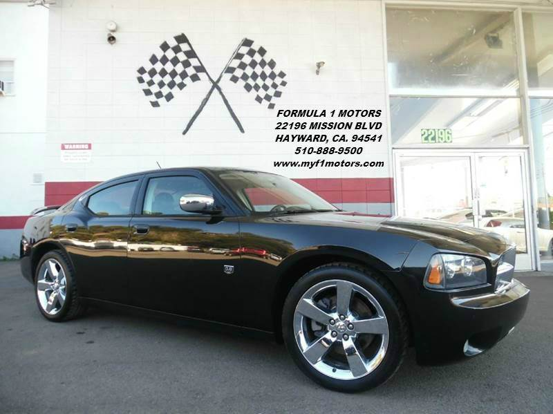 2008 DODGE CHARGER SXT 4DR SEDAN black this is a very clean dodge charger special dub edition ve