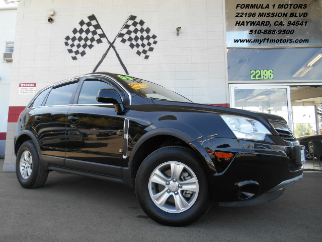 2009 SATURN VUE FWD XE black this is a very clean compact suv this saturn vue is great on gas as