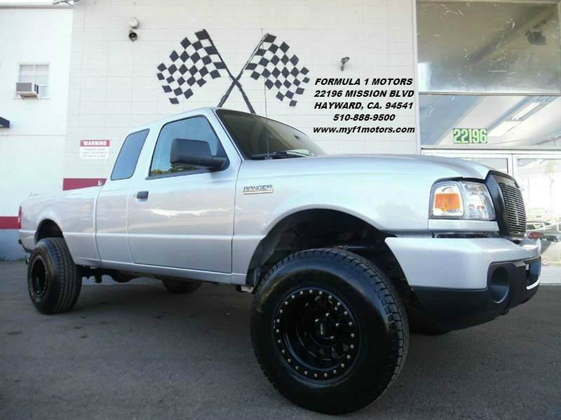 2011 FORD RANGER XL 4X2 2DR SUPERCAB silver this ford ranger is in great condition runs great l