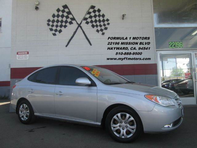 2010 HYUNDAI ELANTRA 4DR SEDAN silver this is a very nice hyundai elantra good dependable car g