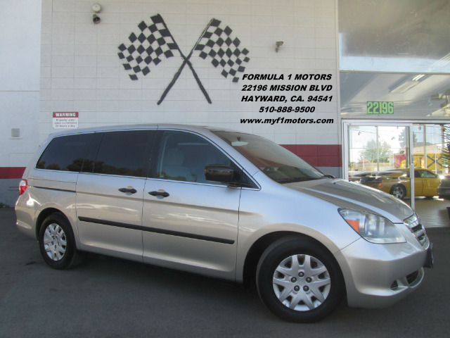 2006 HONDA ODYSSEY LX 4DR MINIVAN silver abs - 4-wheel antenna type anti-theft system - engine i