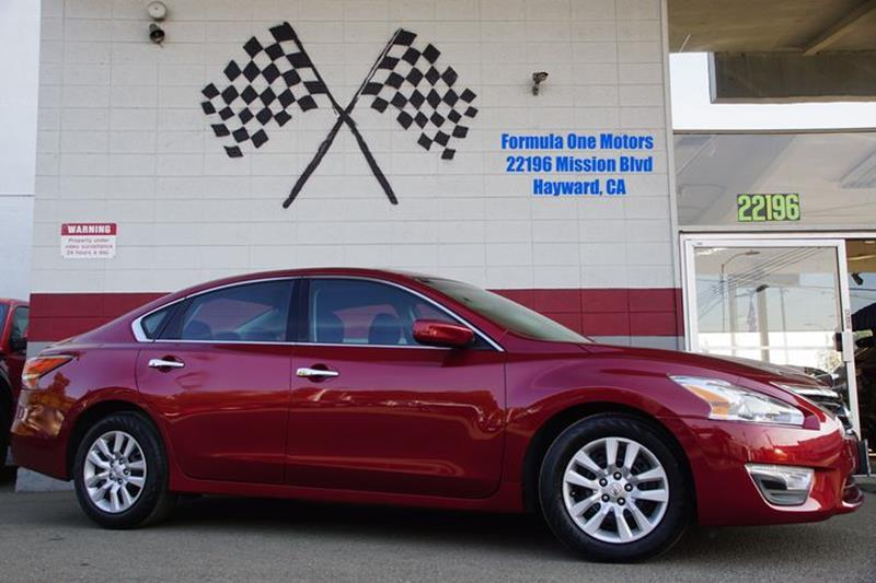 2014 NISSAN ALTIMA 25 4DR SEDAN cayenne red metallic our 2014 nissan altima 25 s looks great in