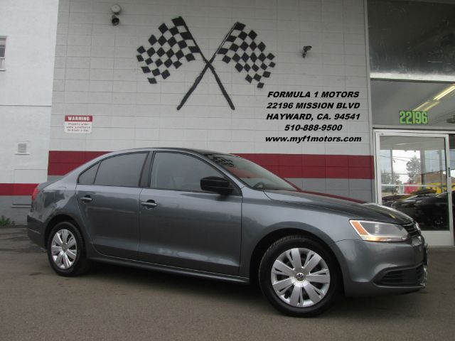 2012 VOLKSWAGEN JETTA S 4DR SEDAN 6A W SUNROOF grey 2-stage unlocking - remote abs - 4-wheel ai