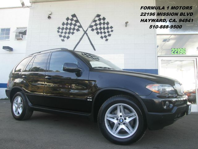 2005 BMW X5 44I black 4wdawdabs brakesair conditioningalloy wheelsamfm radioanti-brake sys