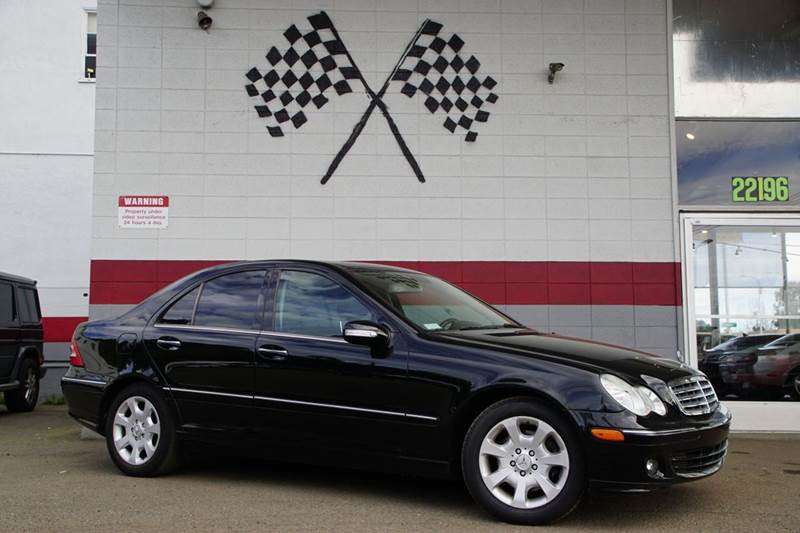 2006 MERCEDES-BENZ C-CLASS C 350 LUXURY 4MATIC 4MATIAWD 4MA obsidian black metallic vin wdbrf87h