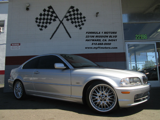 2002 BMW 3 SERIES 330CI 2DR COUPE silver metallic this is a super clean bmw 330ci equipped with th