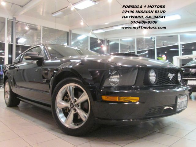 2007 FORD MUSTANG GT PREMIUM 2DR COUPE black this ford mustang gt is a beauty its super clean