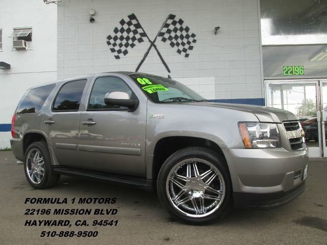 2008 CHEVROLET TAHOE 1HY 2WD gray abs brakesair conditioningalloy wheelsamfm radioanti-brake