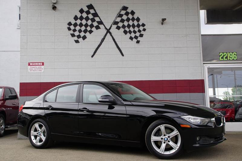 2014 BMW 3 SERIES 328D 4DR SEDAN jet black abs - 4-wheel active head restraints - dual front ac