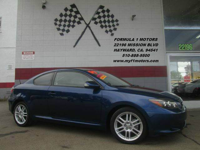 2009 SCION TC 2DR HATCHBACK 5M blue this scion tc is in great condition very fun to drive 5 spe