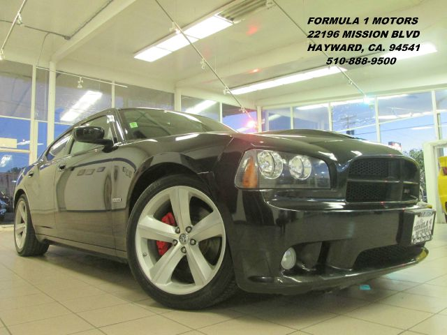 2008 DODGE CHARGER SRT8 black this is a showroom condition dodge charger srt8 its black on black a
