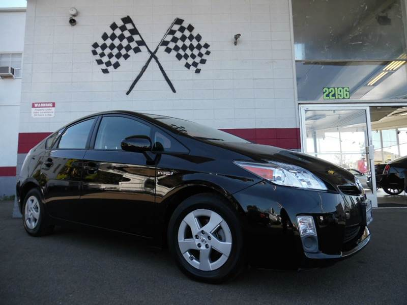 2010 TOYOTA PRIUS IV 4DR HATCHBACK black great dependable car with amazing mileage super clean