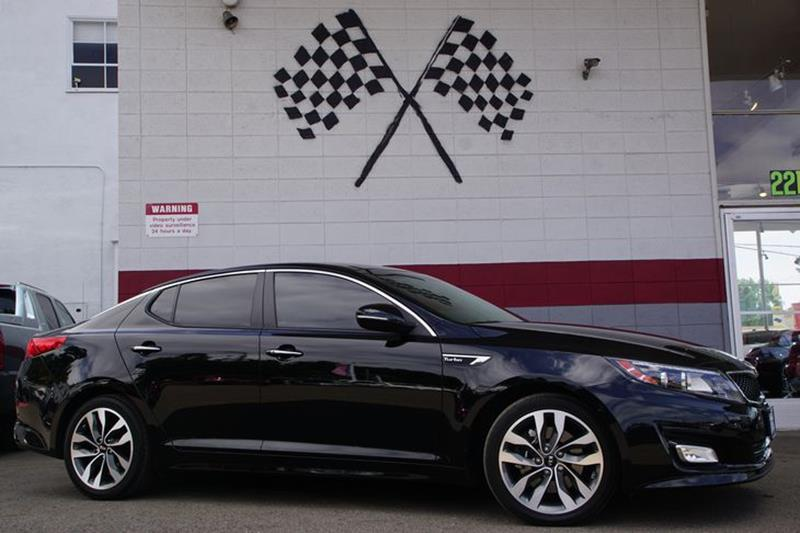 2015 KIA OPTIMA SX TURBO 4DR SEDAN ebony black youve set your eyes on the newly refreshed and ex