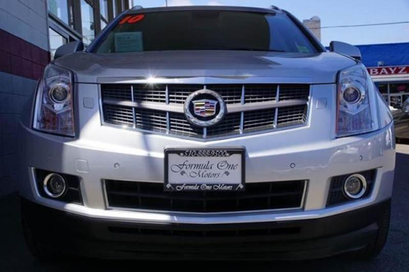 2010 CADILLAC SRX PERFORMANCE COLLECTION AWD 4DR S