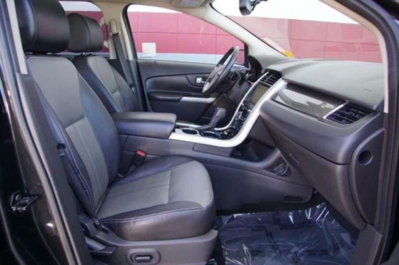 2013 FORD EDGE SPORT 4DR SUV