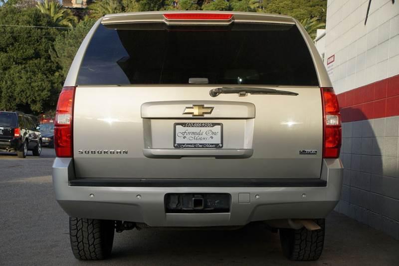 2008 Chevrolet Suburban 4x4 Ls 1500 4dr Suv In Hayward Ca